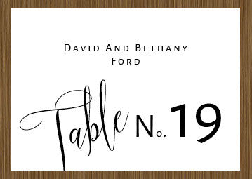 wedding place card, wedding table number, place cards