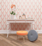 Grace- Nursery Wall Stencil- Geometric Stencil For Walls - StencilsLab Wall Stencils