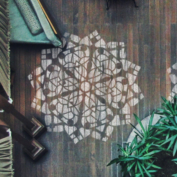 mandala wall stencils for painting