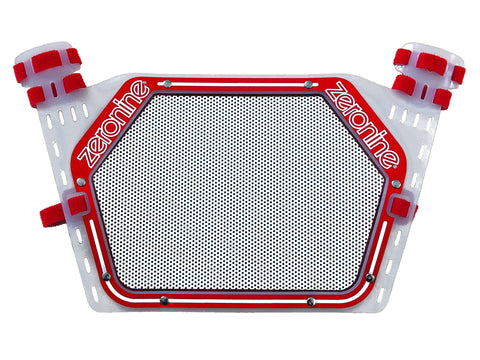 BMX Numberplate - SuperFlow 2 - ZeroNine Mfg. Co., Inc.