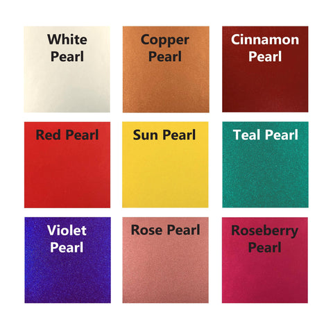 Pearlescent Colors - ZeroNine Mfg. Co., Inc.