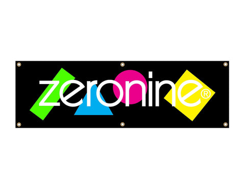 Geometric Banner - ZeroNine Mfg. Co., Inc.