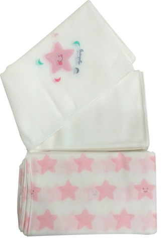 Star Handkerchief Set