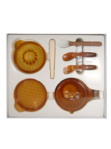 Crown Bear Cooker Set