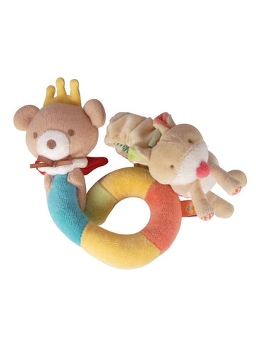 Forest Wrist Rattle Set