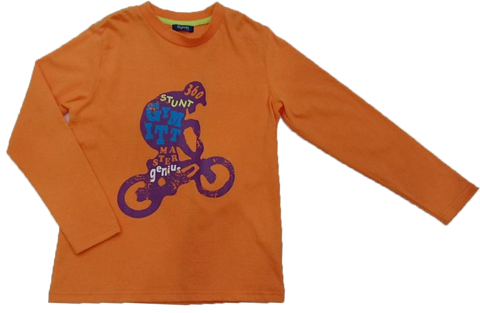 GYMMIT LONG SLEEVE EXCITING BIKE