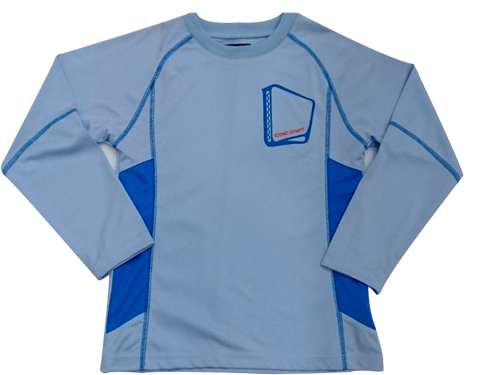 GYMMIT LONG SLEEVE OUTDOOR POCKET