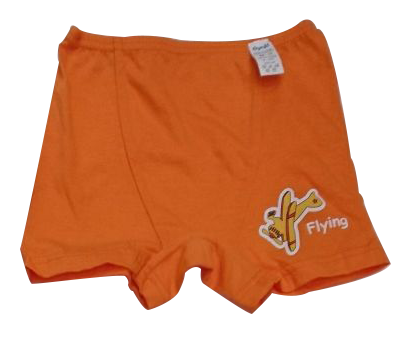 GYMMIT WEEKLY BOY SHORTS (5 PCS)