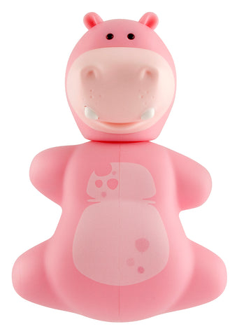 flipper Hygenic Toothbrush Holder-Fun Animal-Hippo