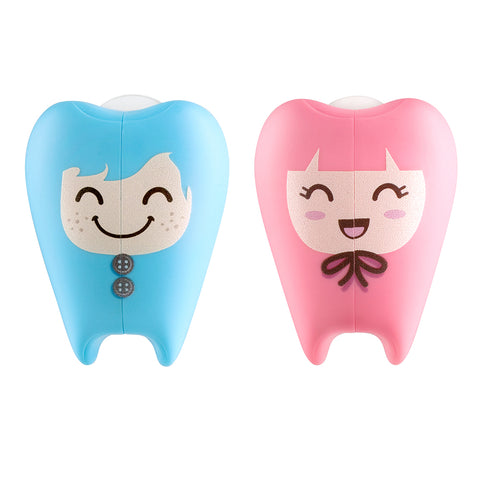 flipper Hygenic Toothbrush Holder-Toothfairy-Freckie & Gigi