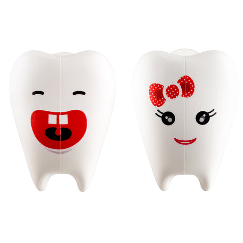 flipper Hygenic Toothbrush Holder-Toothfairy-Haha & Kittie