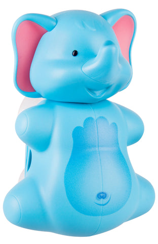 flipper Hygenic Toothbrush Holder-Fun Animal-Elephant
