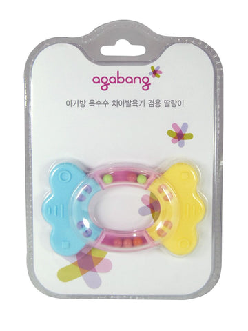 Candy Teether Rattle