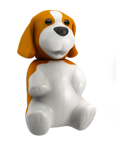 flipper Hygenic Toothbrush Holder-My Puppy-Beagle