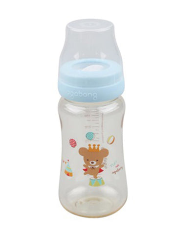 Circus Bear Baby Bottle