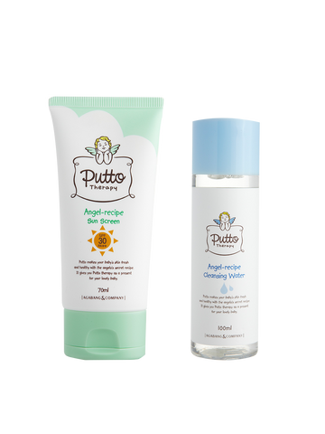 Putto Sunscreen & Cleanser