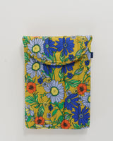 """Puffy Laptop Sleeve 13"""" - Wallpaper Floral"""