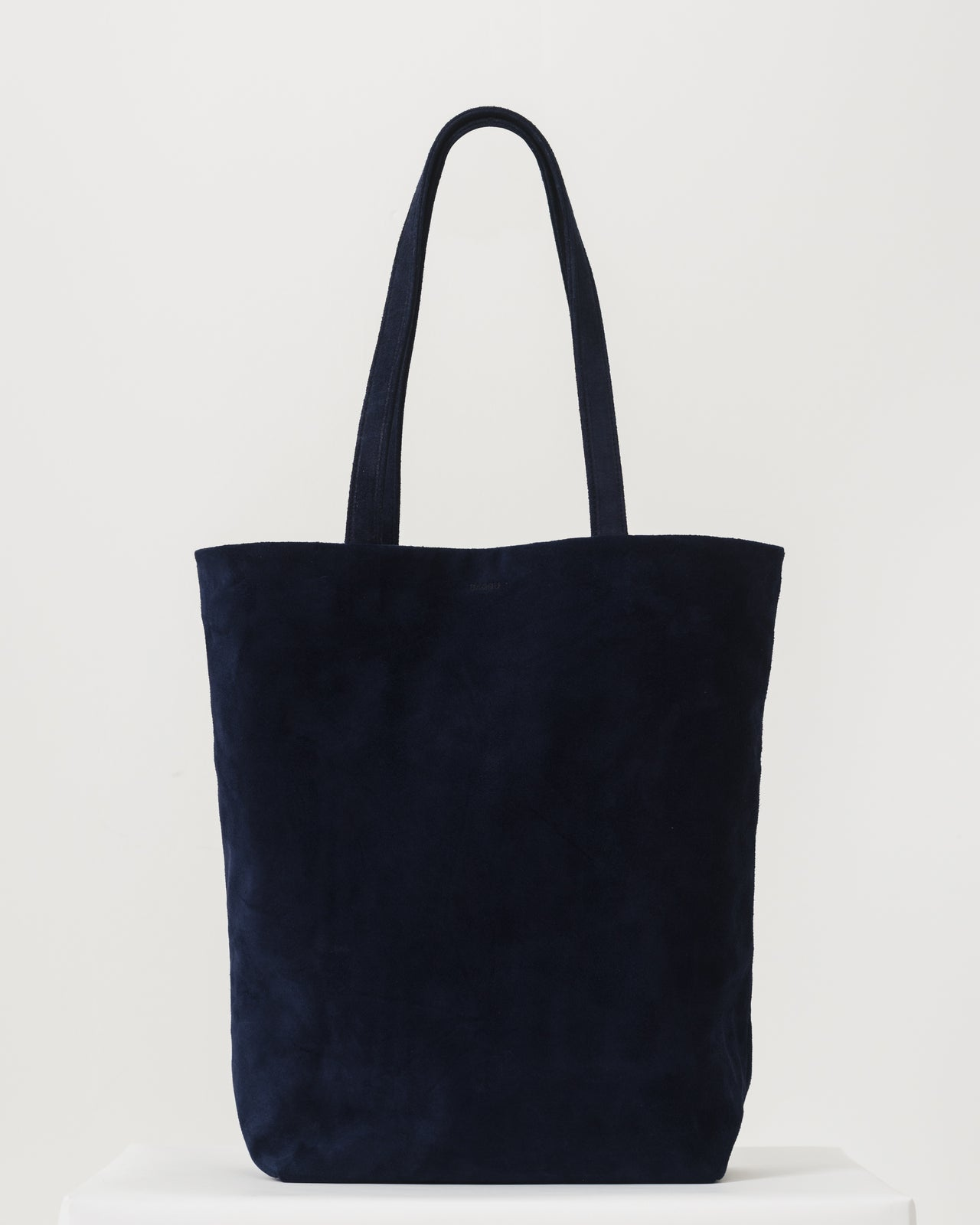 Basic Tote - Midnight Suede - Basic Tote - SALE - BAGGU