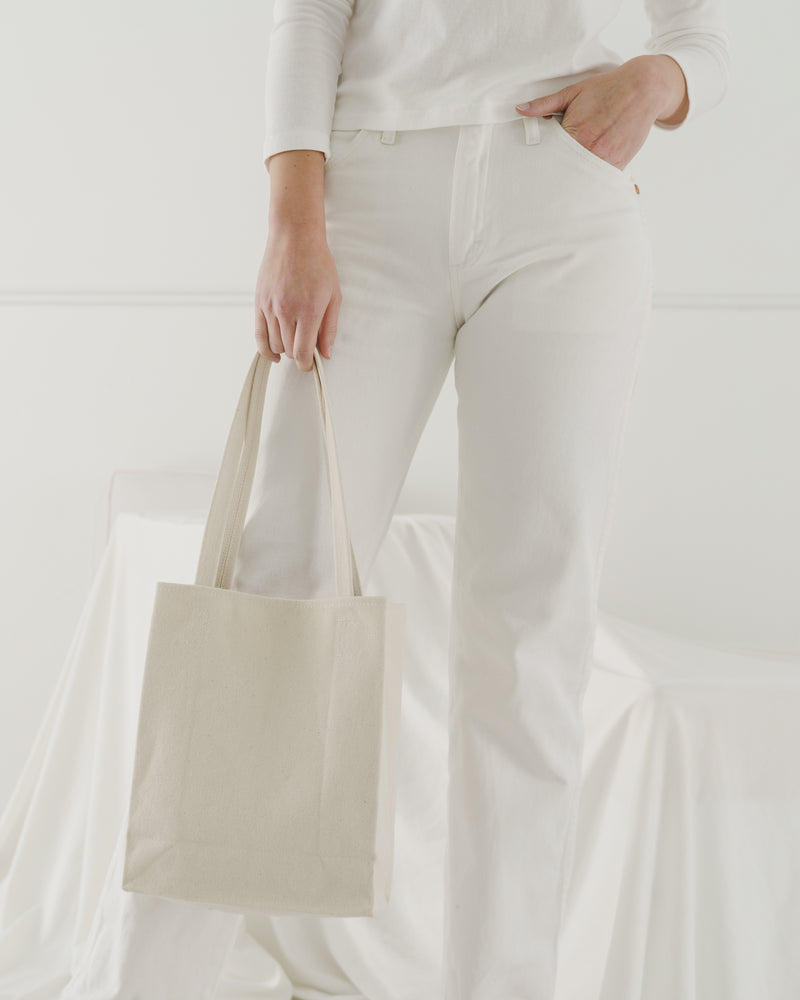 Canvas Retail Tote - Canvas