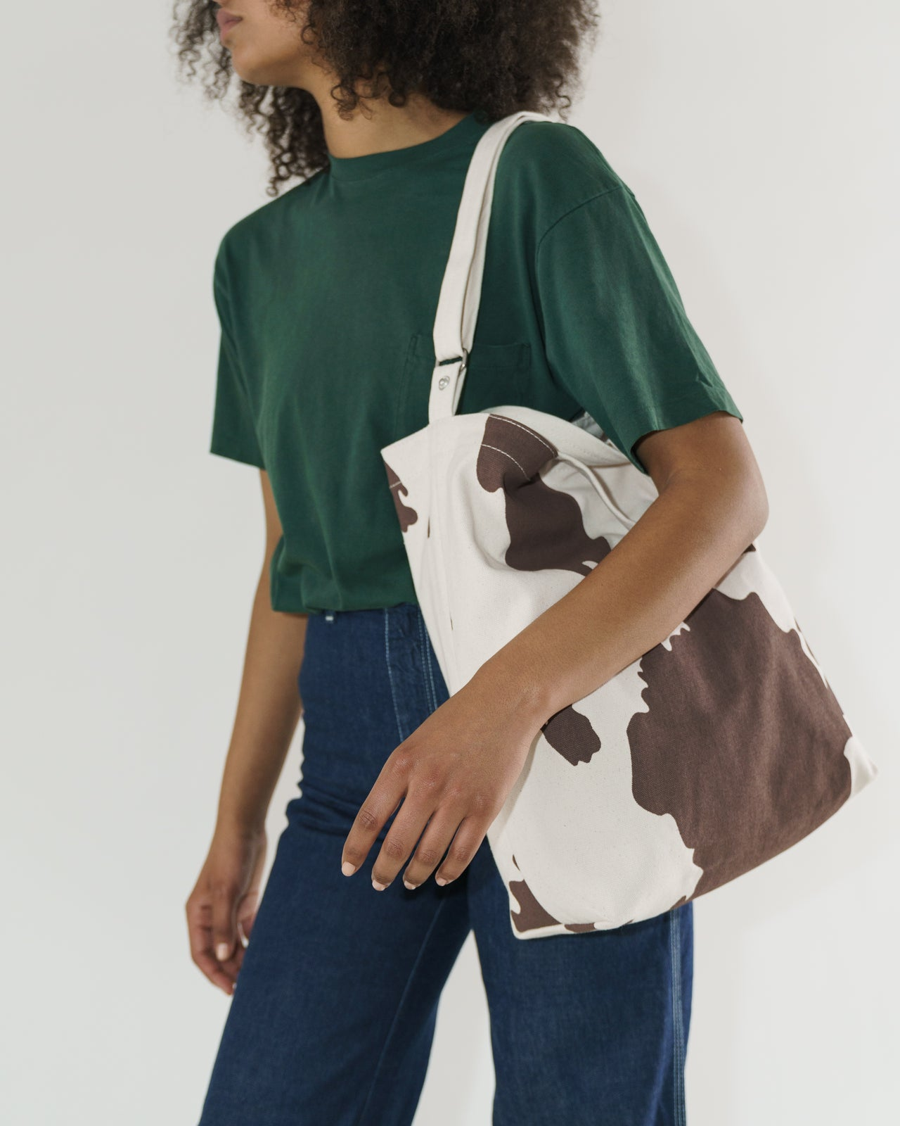 Duck Bag - Brown Cow