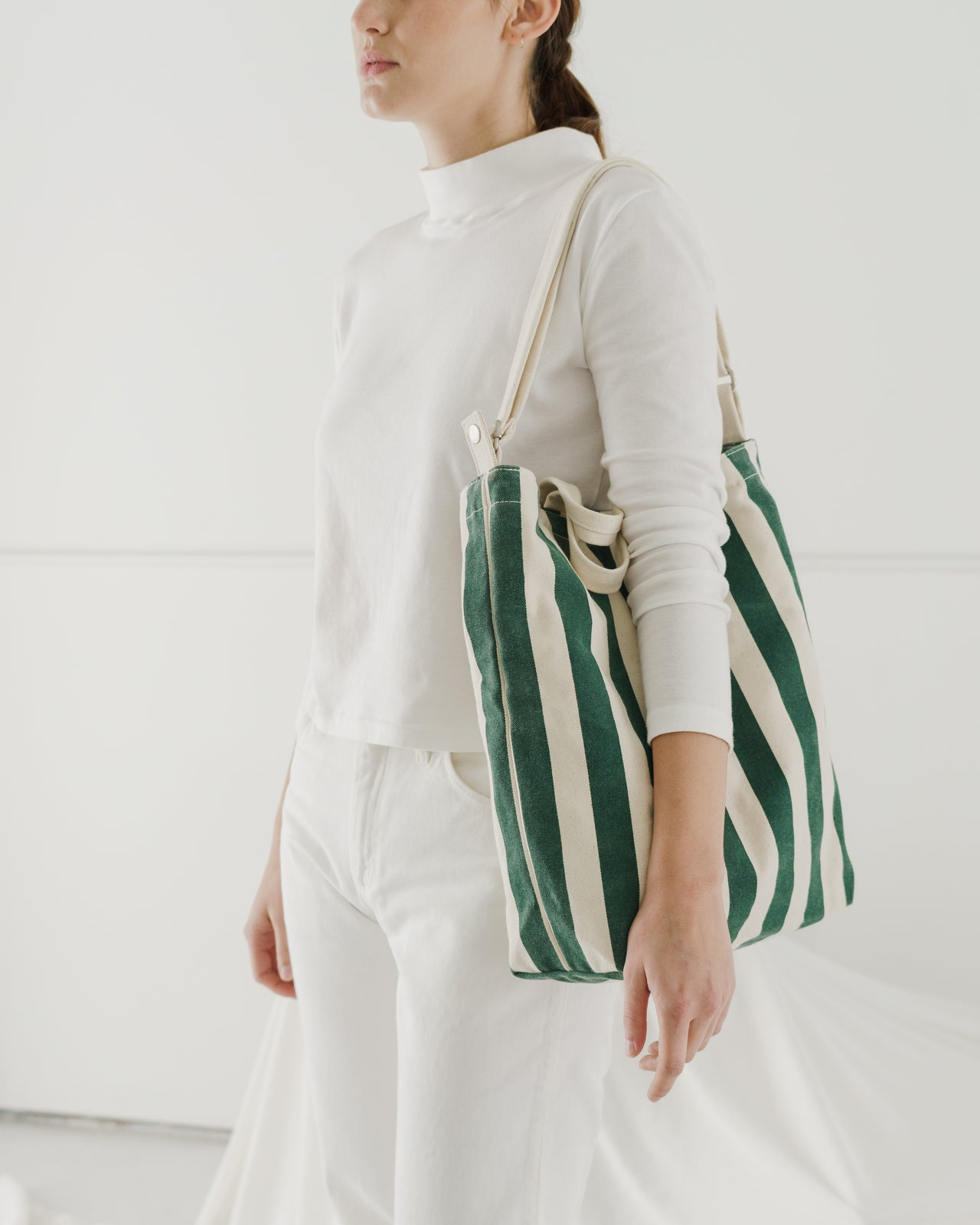 Duck Bag - Palm Stripe