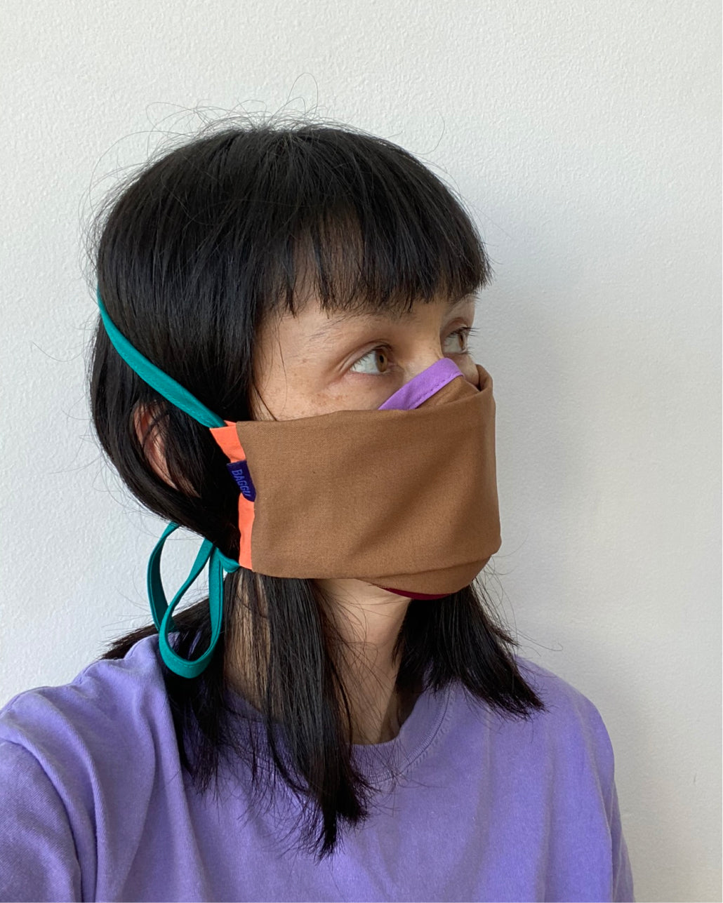 Fabric Mask Set - Dune