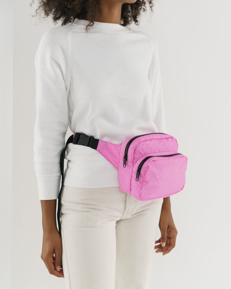 Fanny Pack - Bright Pink