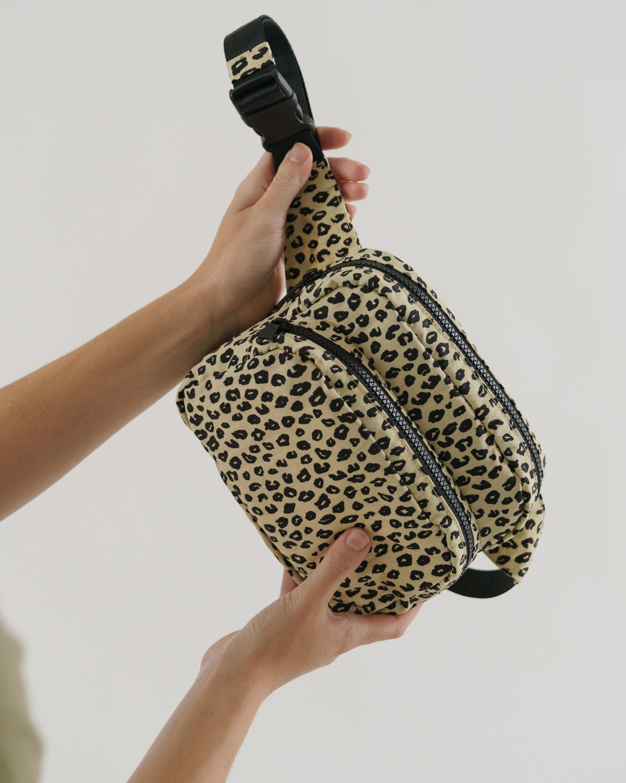 Fanny Pack - Honey Leopard