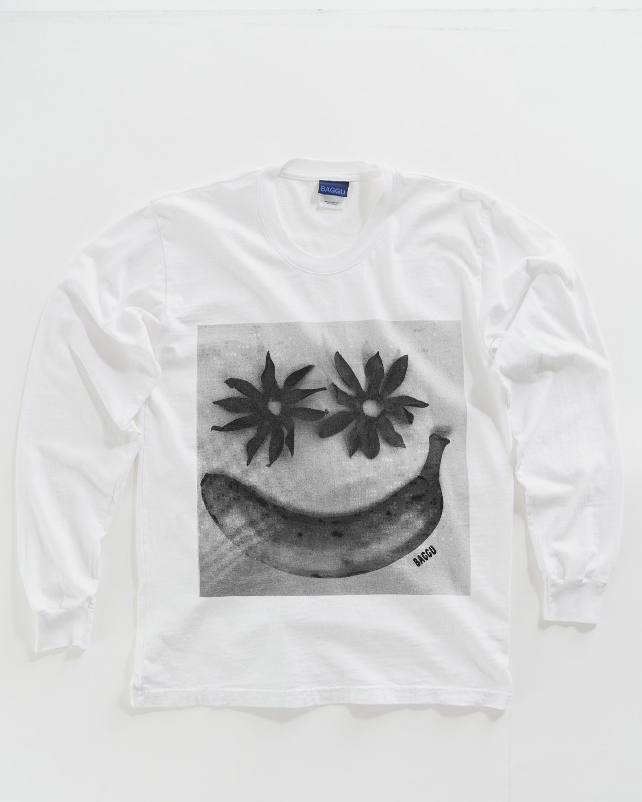 Long Sleeve Tee - Fruit Face