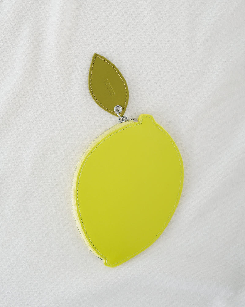 Fruit Pouch - Chartreuse
