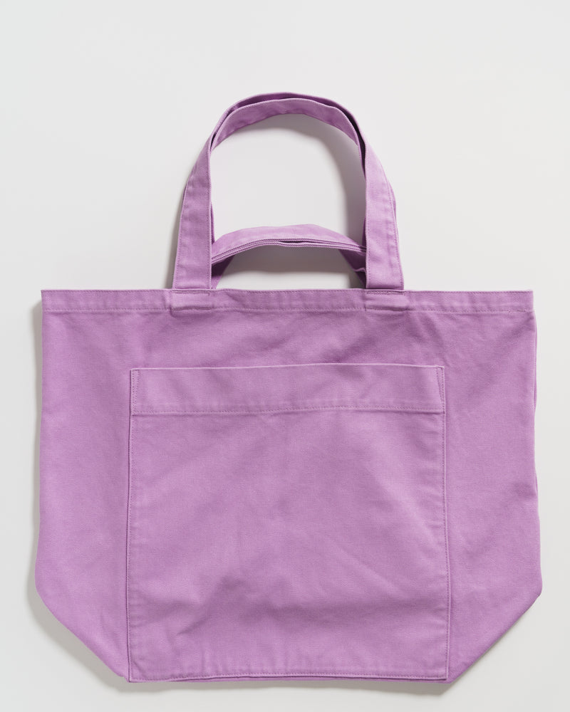 BAGGU Totes Giant Pocket Tote - Washed Mixed Berry