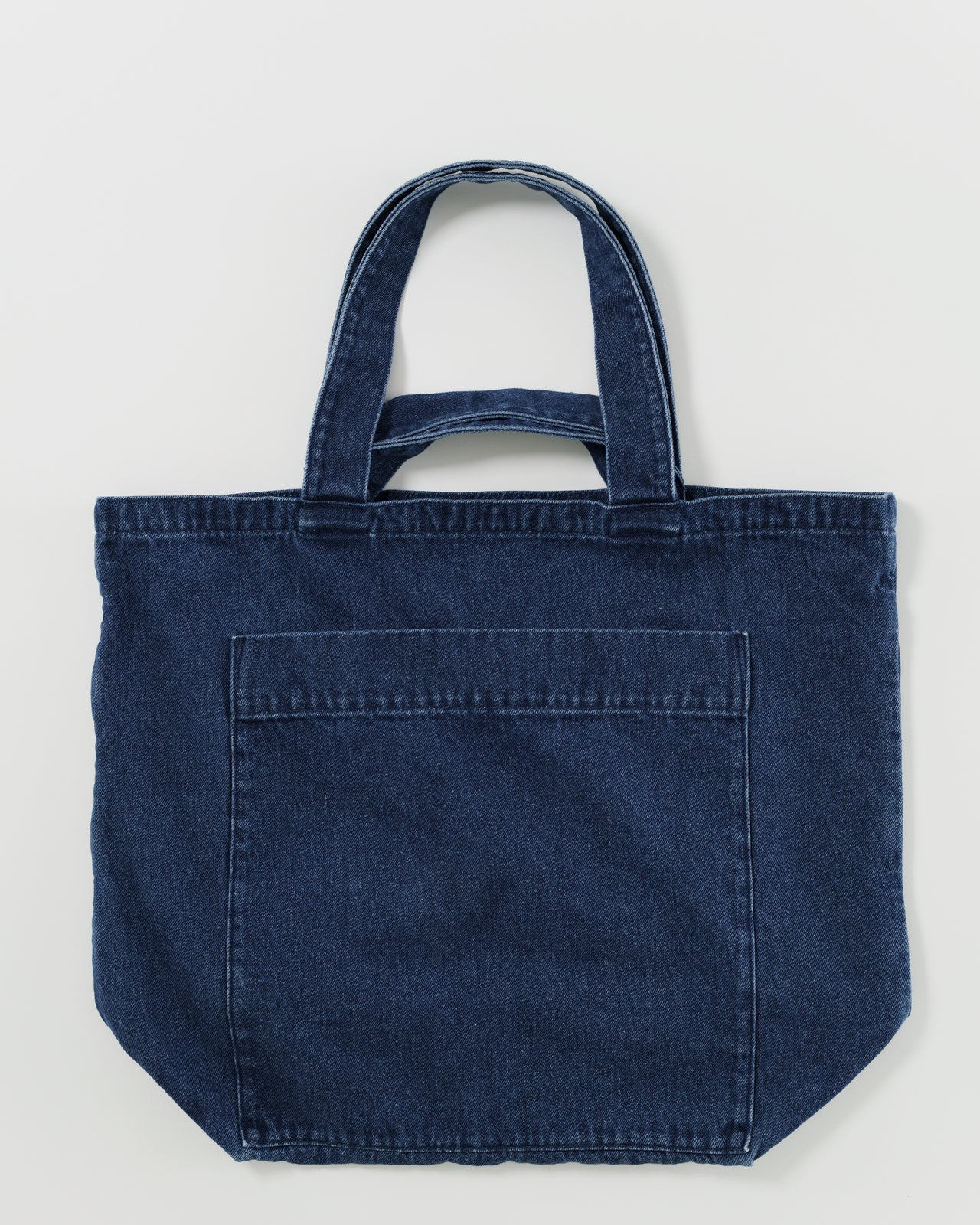 Giant Pocket Tote - Dark Denim