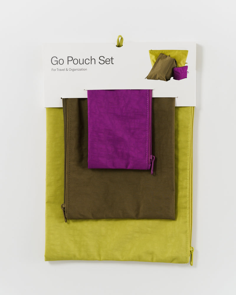 Go Pouch Set - Jewels