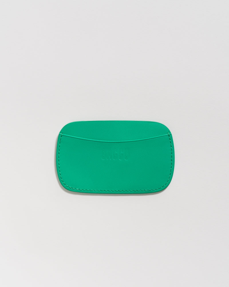 Groovy Card Holder - Jade