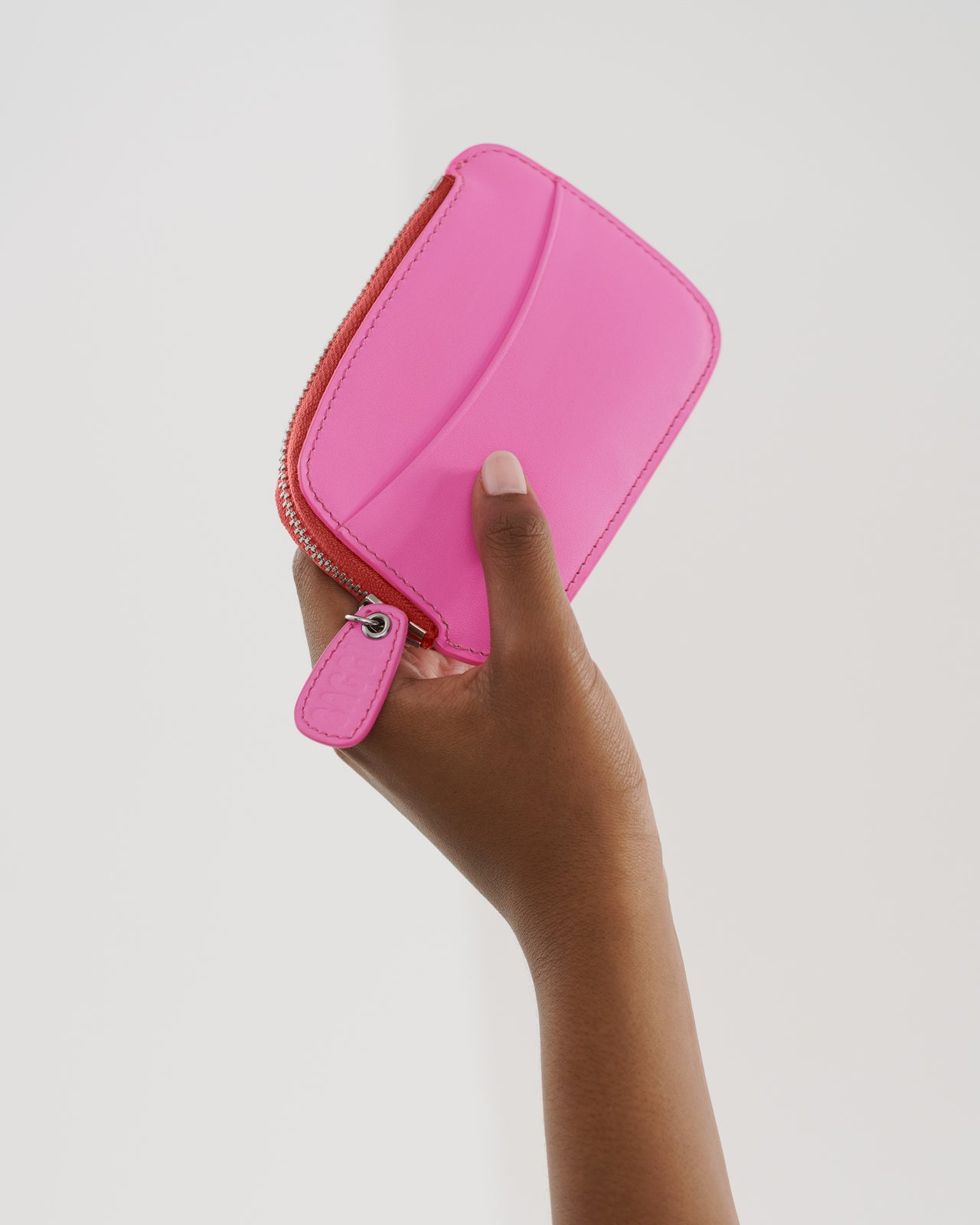 Groovy Wallet - Bright Pink