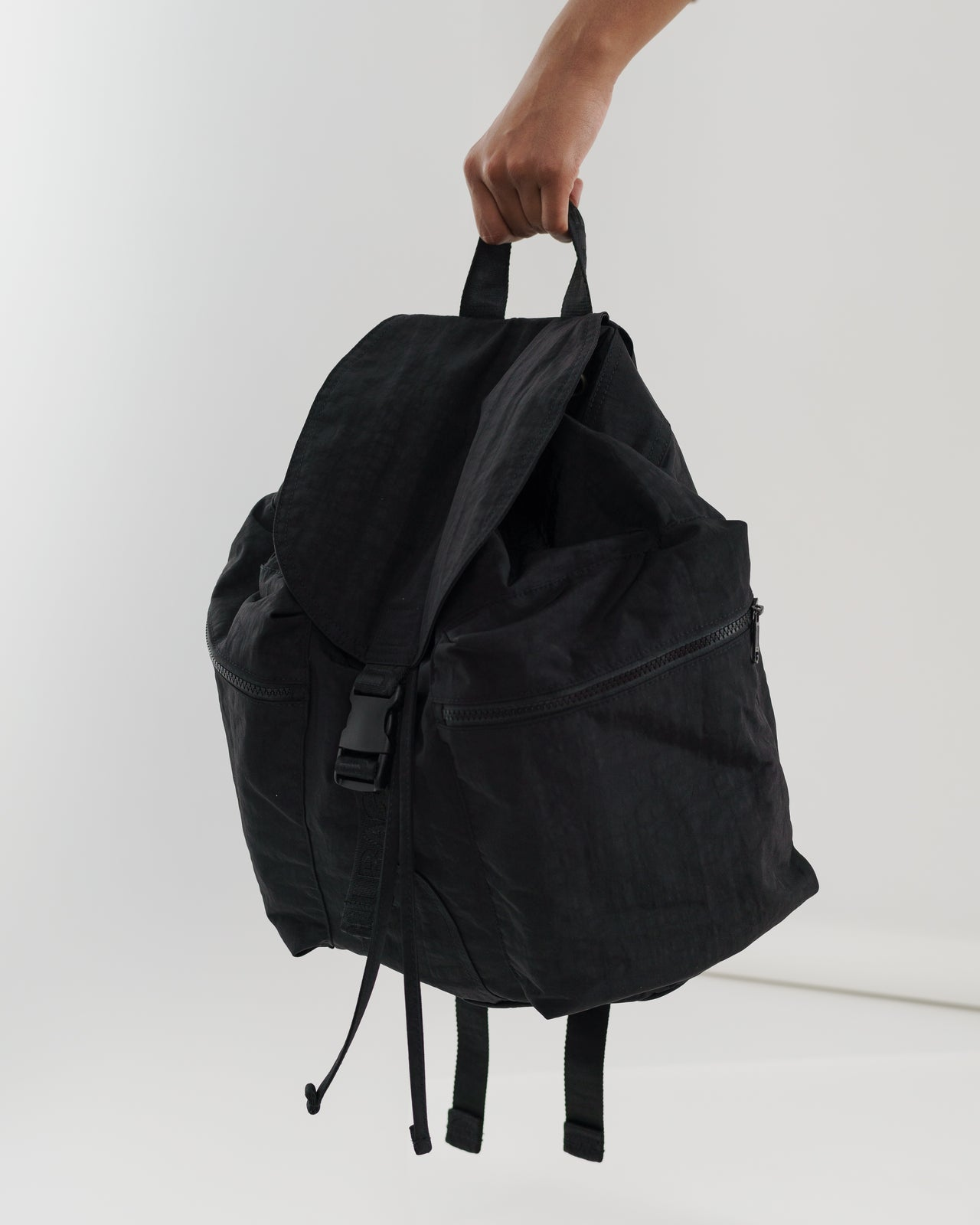 Large Sport Backpack - Black