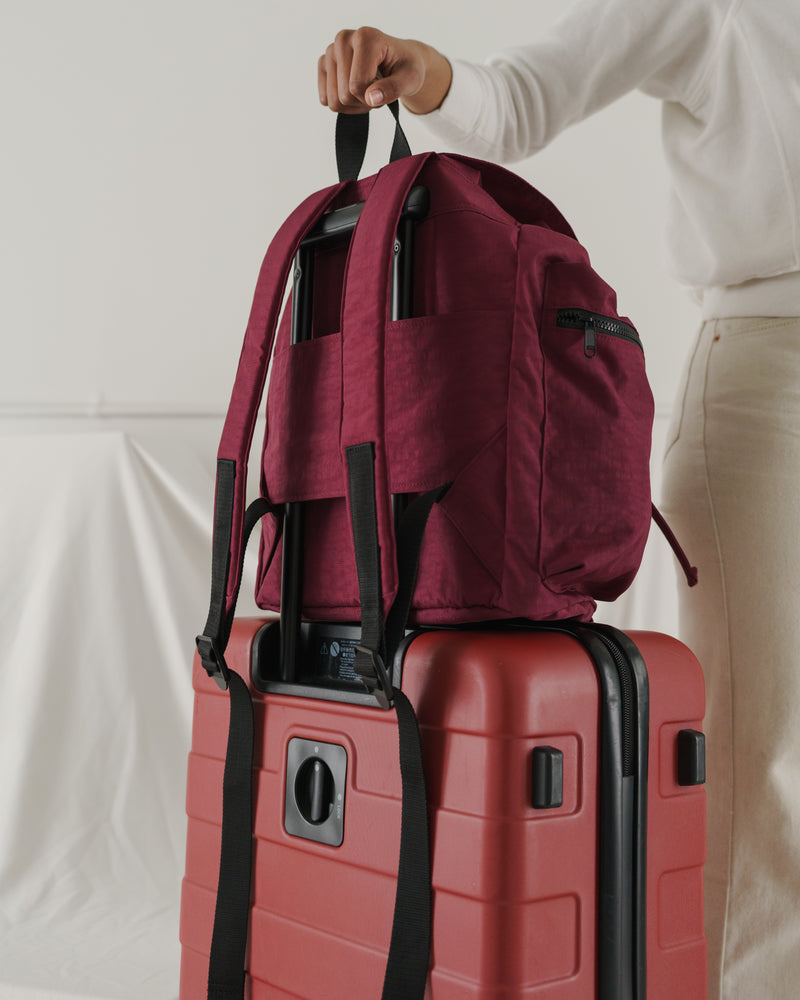 BAGGU Sale Large Sport Backpack - Cranberry