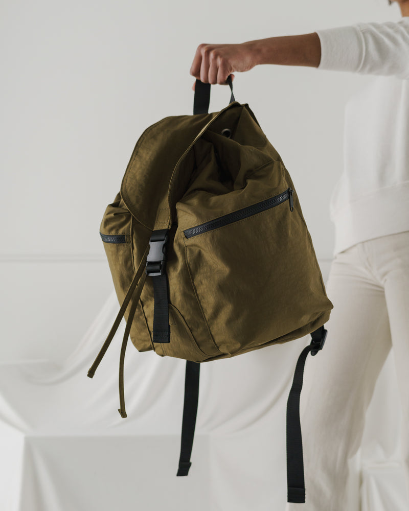 Large Sport Backpack - Kelp