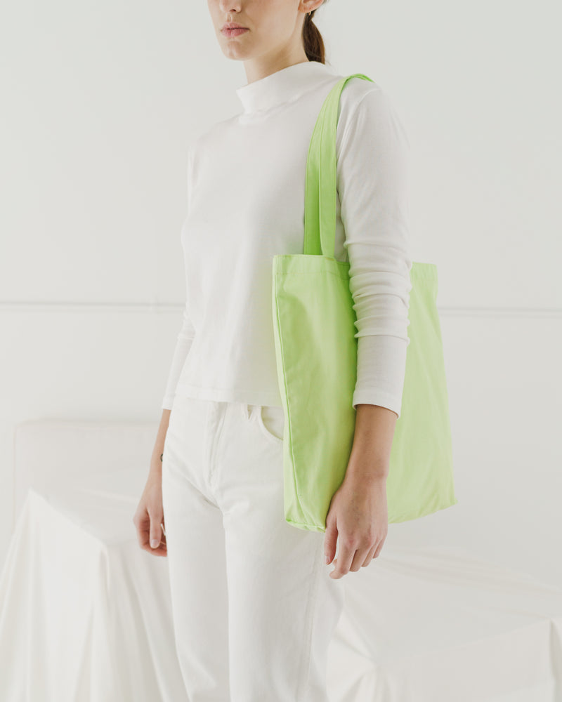 Merch Tote - Lime