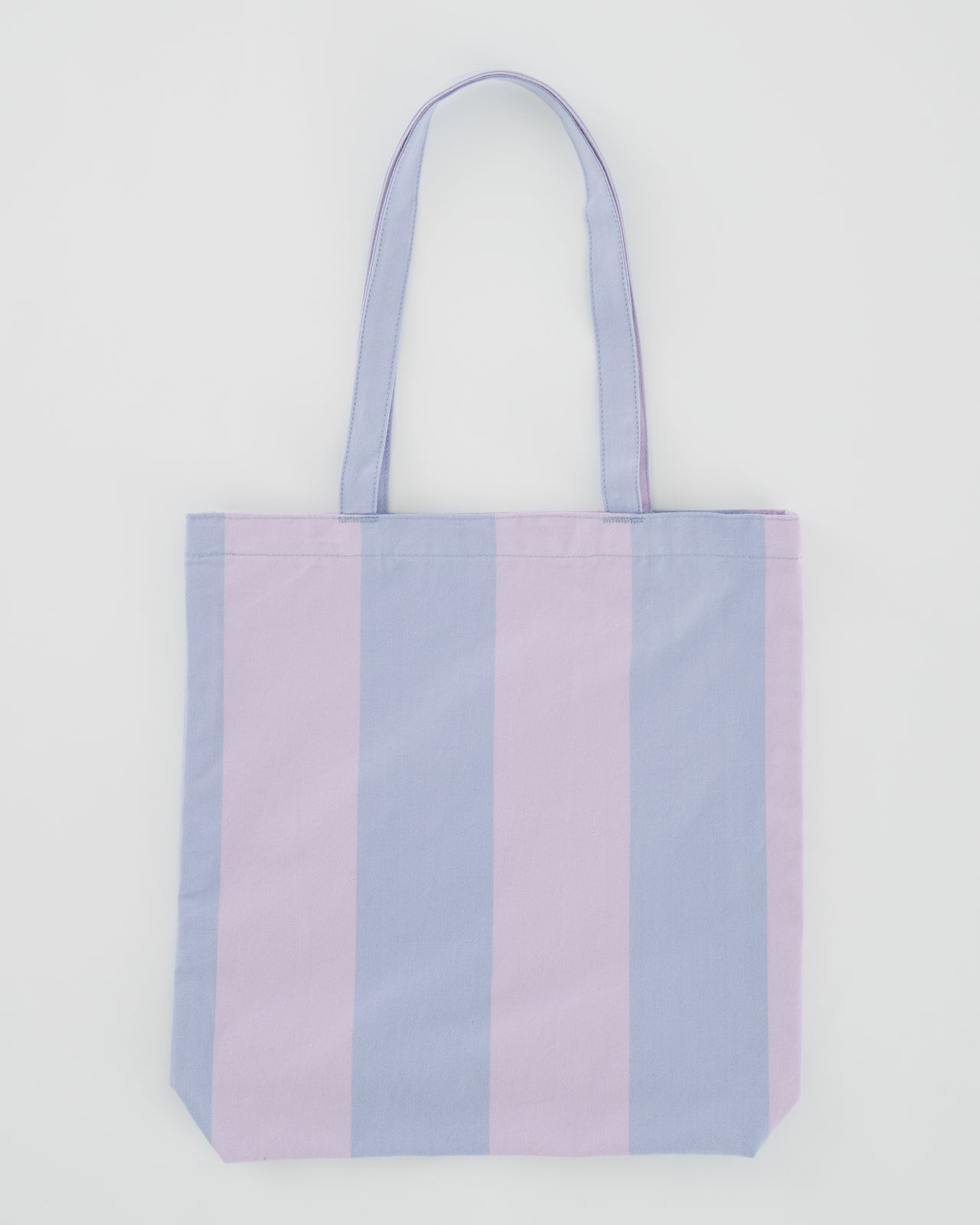 Merch Tote - Pale Orchid Stripe