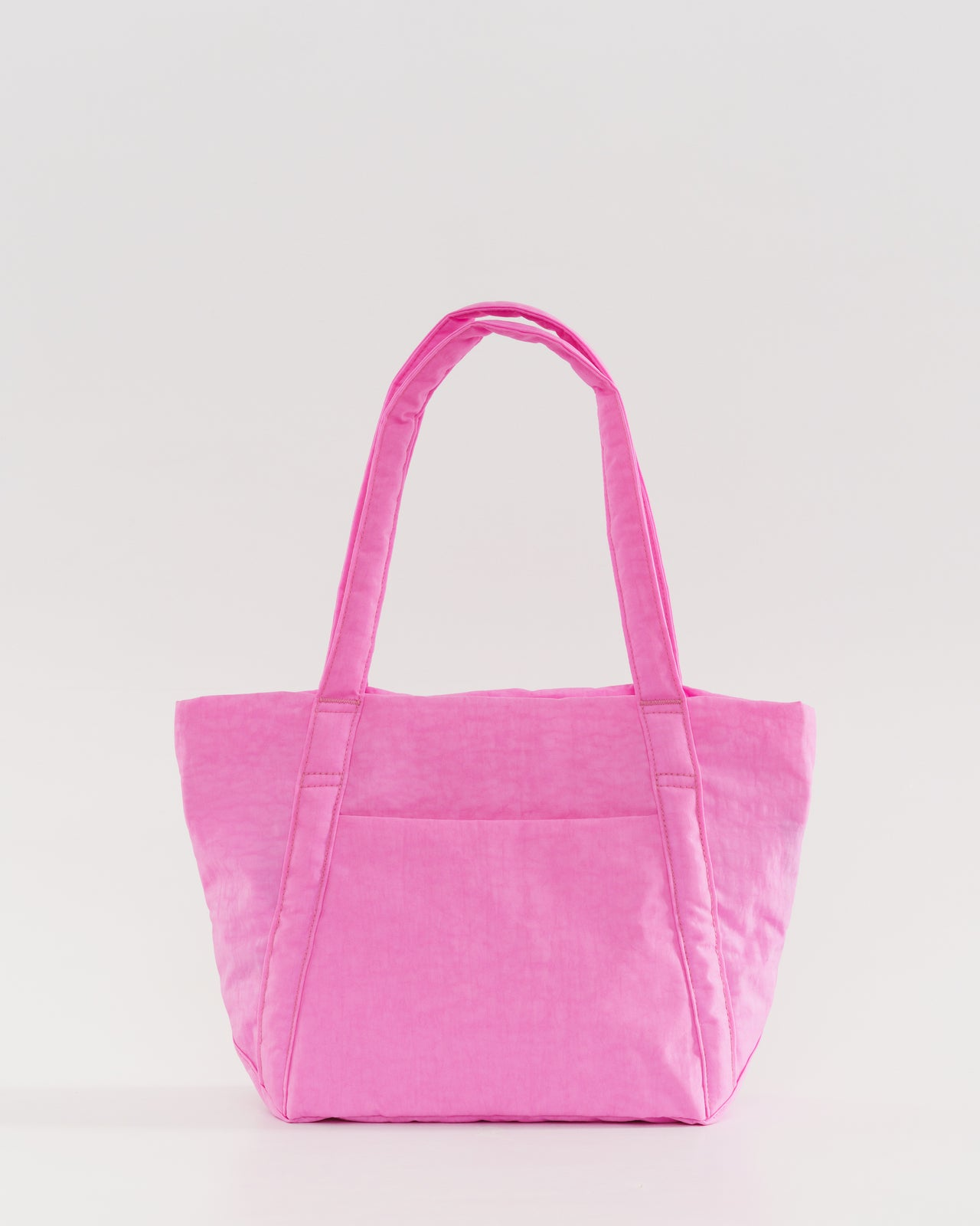 Mini Cloud Bag - Bright Pink
