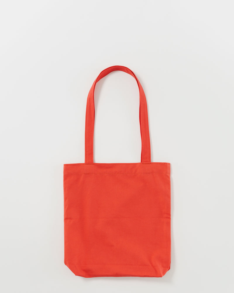 Mini Merch Tote - Warm Red