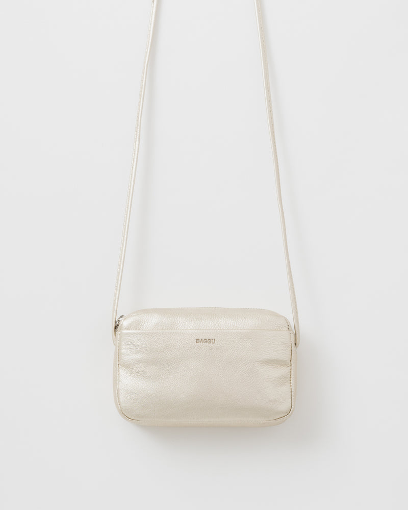 Mini Purse - Platinum