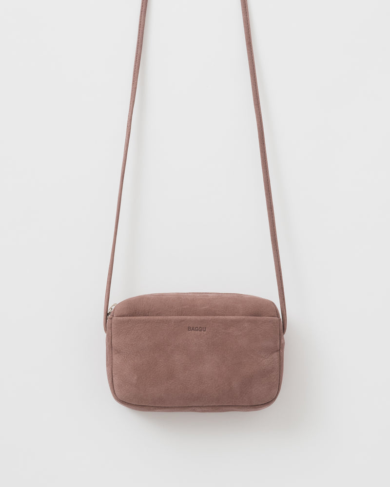 Mini Purse - Taro Nubuck