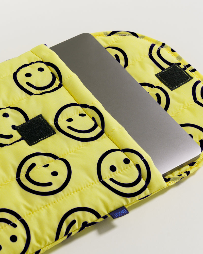 BAGGU Laptop Sleeves Puffy Laptop Sleeve 16