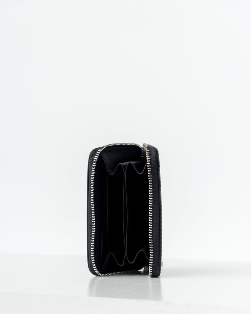 Short Wallet - Black