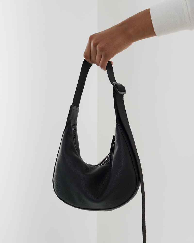 BAGGU Sale Small Crescent Purse - Black