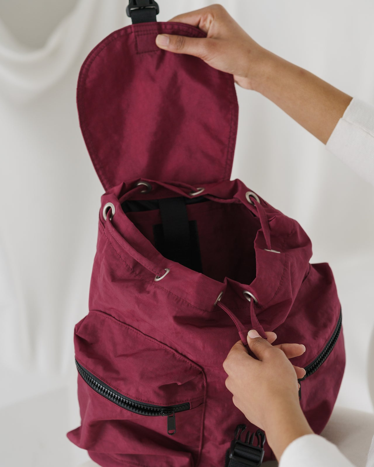 Small Sport Backpack - Cranberry