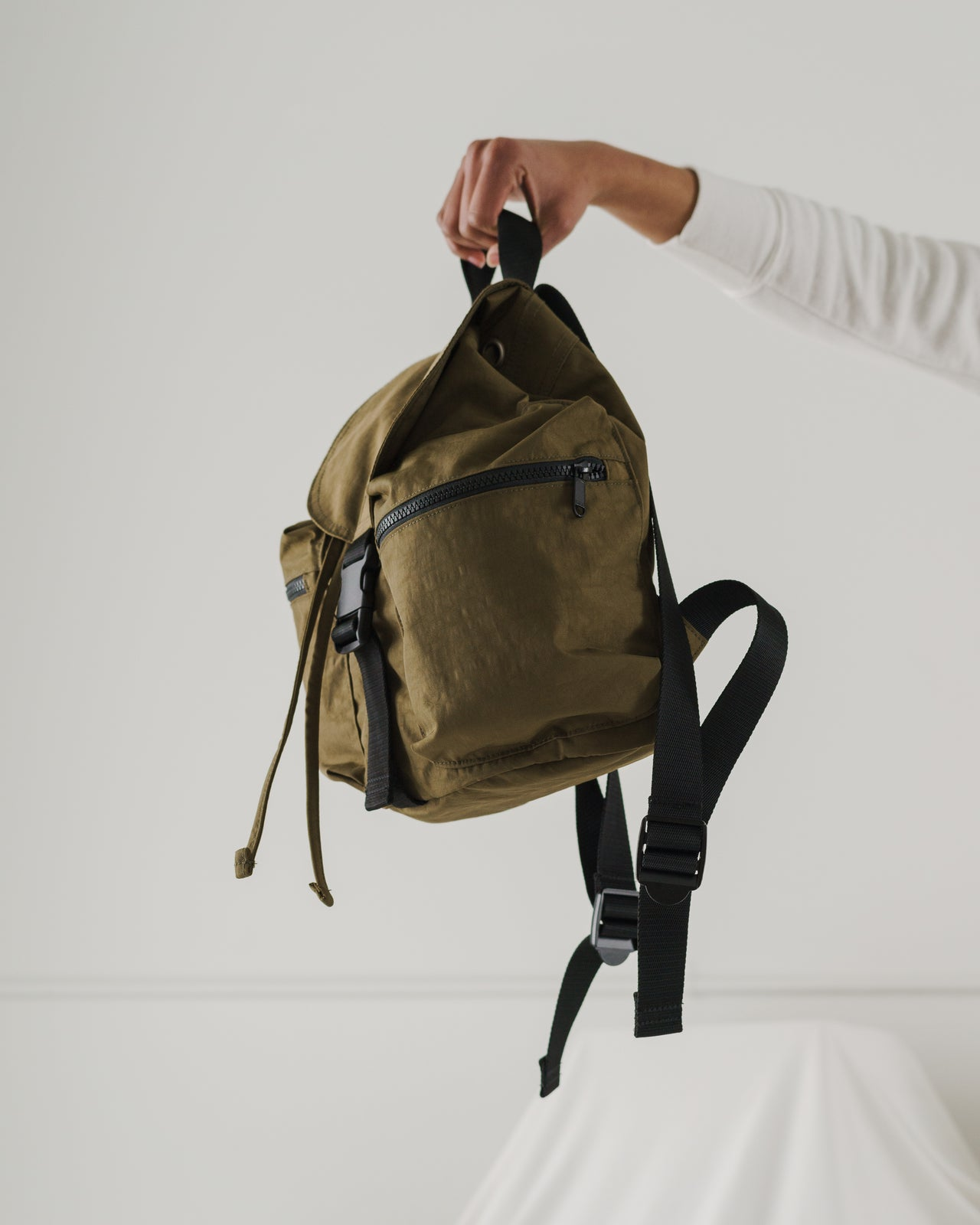 Small Sport Backpack - Kelp
