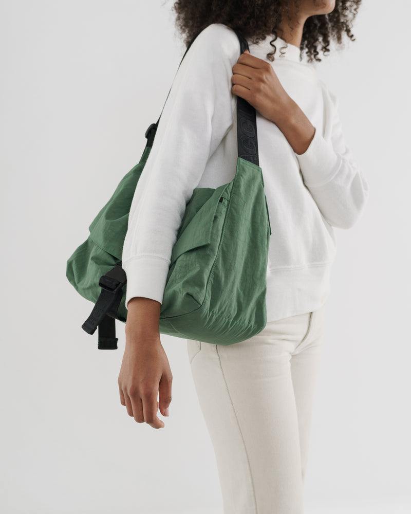 Sport Messenger Bag - Eucalyptus
